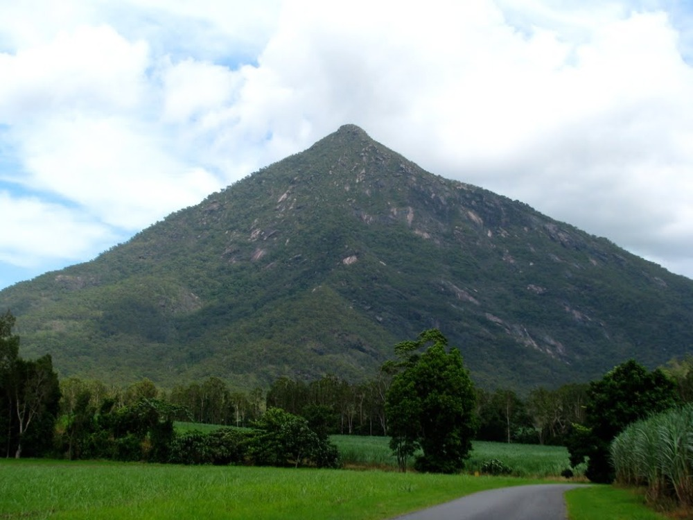 Walsh's Pyramid