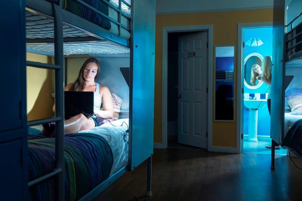 girls dorm w pod 2